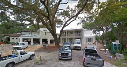 Rex-Tibbs Construction built this home on Lake Virginia in Winter Park, which recently sold to Randy and Cynthia Haffner.