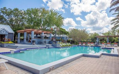 Lakeside at Winter Park was RADCO's first acquisition in the Orlando market. It recently sold the apartment community for more than $54 million.