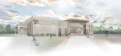 The church hopes to develop a 25,000-square-foot gymnasium/auditorium as part of its expansion plans. The so-called gymatorium will contain up to 500 seats.