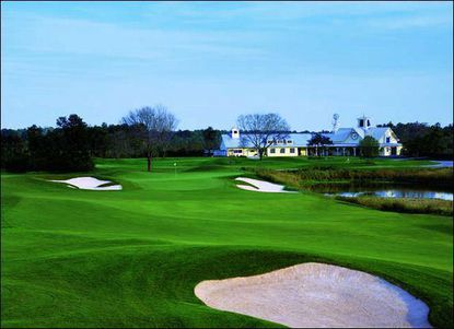 Integrity Golf's first acquisition was Celebration Golf Club.