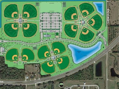 The Seminole County youth tournament sports complex