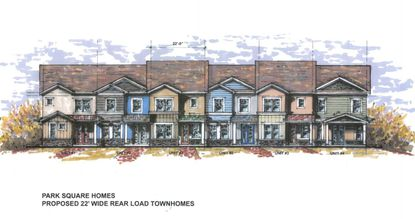 Local homebuilder makes Horizon West market entry w/townhome-heavy plans