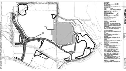 Infrastructure plans filed for 541.5 acres off Universal Blvd., could outline theme park