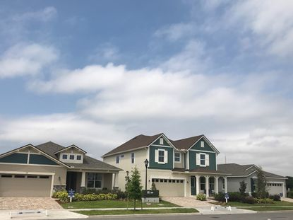 Pulte is under contract to join Mattamy Homes as the second builder in Tohoqua. Mattamy is gearing up for its grand opening this summer with the completion of its model center and a number of speculative homes.