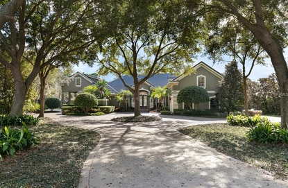 Orlando native Ha Ha Clinton-Dix has purchased a $1.425 million estate on Lake Sylvan