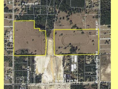 Apopka 107 acres bordering next phase of Wekiva Parkway prepped for development