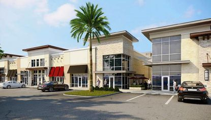 Shoppes at Anderson Hill in Clermont, located within 3 miles of National Training Center, will focus on drawing healthy-lifestyle tenants.