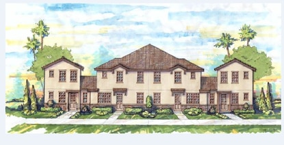 Better Built Homes has started construction on Holly Grove Village, a townhome community near Posner Park.