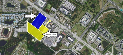 Two new apartment communities on these two parcels will add 188 residential units to the E192 corridor near NeoCity.