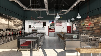 Fast-casual seafood concept opens first Orlando location, franchisee seeks more