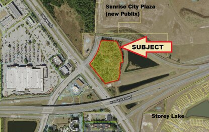 Osceola County selling land at key interchange in tourism corridor