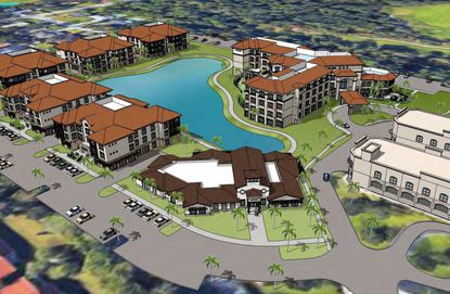 Winter Park's Mayflower Retirement Center adds more height and rental units to expansion plan