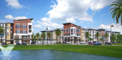 LeCesse pursues permits, lender for 288-unit apartment complex on South I-Drive