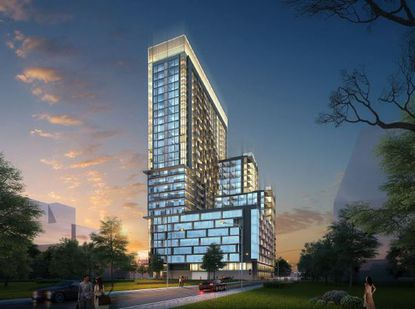 Plans for the 30-story Monarch Tower, near the Dr. Phillips Center for Performing Arts, call for a luxury apartment community and full-service lifestyle hotel with shared amenities and services.