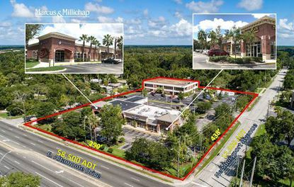 Tampa-based Quantum Capital Partners paid just over $6 million this week for the fully leased Altamonte City Centre.