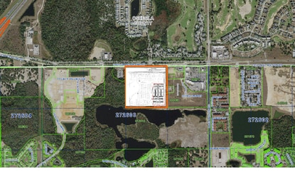 Orlando-based Nvision Development Management Services is prepping the first phase of a new master-planned community along the Osceola-Polk County line, which will consists of townhomes and retail space.