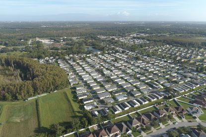 The 301-lot Whispering Pines manufactured home community was 99% occupied at the time of the sale.