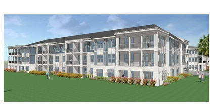 Trammell Crow Residential is proposing a 348-unit apartment complex on Hoffner Avenue, about a half mile west of Semoran Boulevard.