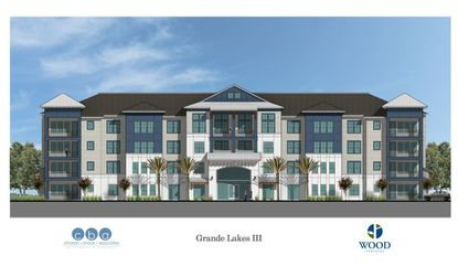 Wood Partners files new apts plan for Darden land on John Young Pkwy