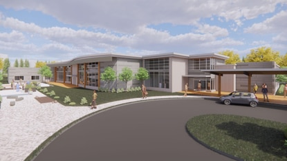 Catalyst Heathcare Real Estate and Post Acute Medical just broke ground on this rehabilitation hospital in Delaware. They have filed plans for a similar facility in Tavares.