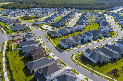 Lennar's fast-growing Storey Lake community, shown here, will be managed by the company's new South Orlando Division, led by Brock Nicholas.