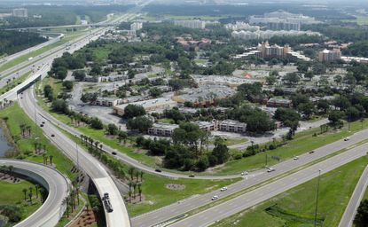 The maximum $1.5 million incentive grant would be reserved for developers who take on game changer projects like the former Hyatt property at W192 and Interstate 4.