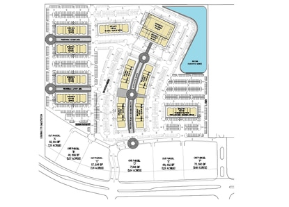Developer Vincent Desai is proposing a 708-unit mixed-use timeshare development along International Drive with up to 50,050 square feet of retail space and 20,500 square feet of office space.