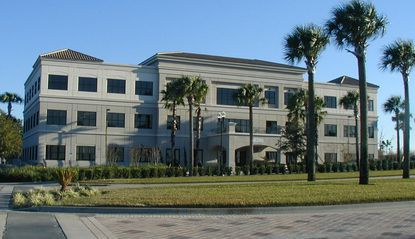 A Tampa family investment firm paid $7.275 million for this 44,605-square-foot office building in ChampionsGate.