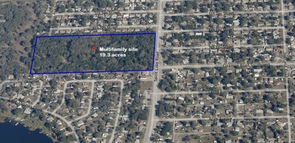 Veteran Polk developer prepping Winter Haven multifamily site for sale