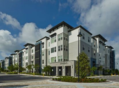 Harbor Group re-enters Greater Orlando w/Maitland apts at $44.3M, seeks more