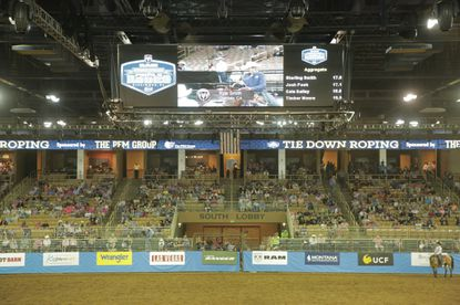 "Last year Oscoela County installed a new ceiling mounted video board and LED ""ribbon lighting"" circling the Silver Spurs Arena. The proposed 2017 budget calls for more lighting improvements in the lobby and exhibition hall, and metal detectors at the entrance."
