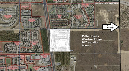 Hailey Development has filed plans for a 210-unit townhouse community called Pointe West on U.S. 27 in Davenport.