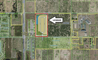 Lennar Homes is building its first all solar community in Polk County just off U.S. 27 in Haines City. North Ridge Estates will be the builder's most affordable solar community in greater Orlando.