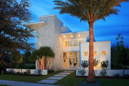 One of Phil Kean Design Group's Lake Nona homes that caught the eyes of the folks at Isleworth