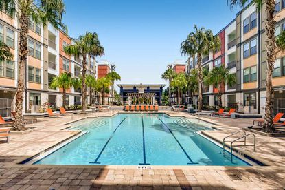Luxury multifamily investment sales took place near SeaWorld Orlando, the University of Central Florida, in downtown Orlando and near the SunRail Station in Kissimmee.