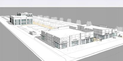 A local developer is proposing to build up to 56,000 square feet of medical office space and a 17,100-square-foot retail center in Lake Mary.