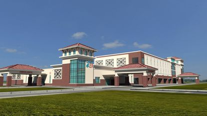 Ground breaking is scheduled for a new hospital in Oviedo.
