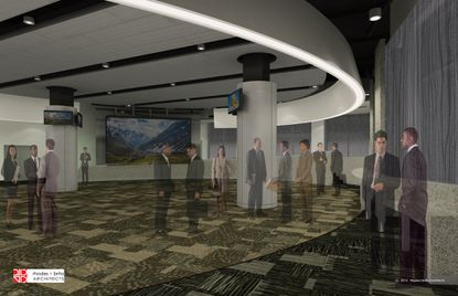The Orange County Convention Center is getting a state-of-the-art gathering area.