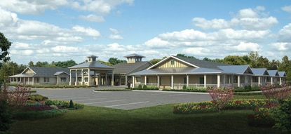 New Benton House senior living community slated for Seminole County near Oviedo