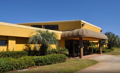 Orlando World Outreach Center recently bought the former Christian Family Worship Center property, shown above, at 4365 Kennedy Ave. in unincorporated Orange County.