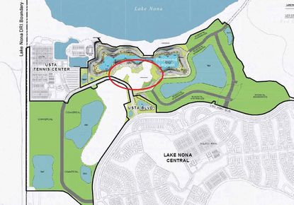 Tavistock selects architect for sports & performance resort in Lake Nona