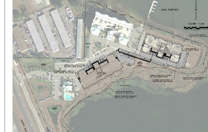Stalled condo project on Lake Fairview moving forward