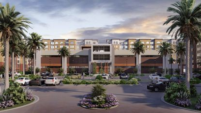 The Sycamore Resort community in Kissimmee is slated to open summer 2022.