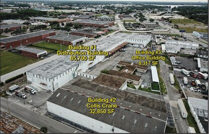 Warehouse property in Orlando's Packing District sells for $5.8M