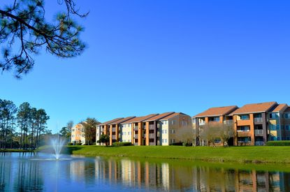 The Park at Sutton Place Apartments, located east of Winter Park on Sutton Place Boulevard.
