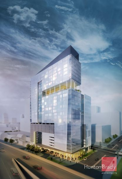 Tremont Tower downtown hotel to be Orlando's first with AC Hotels flag