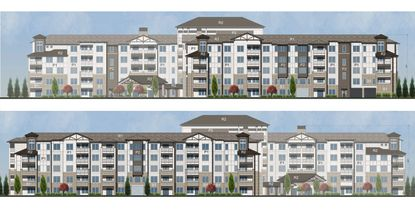 NVision is proposing to build a new apartment community in Maitland inspired by Aspen, Colorado.
