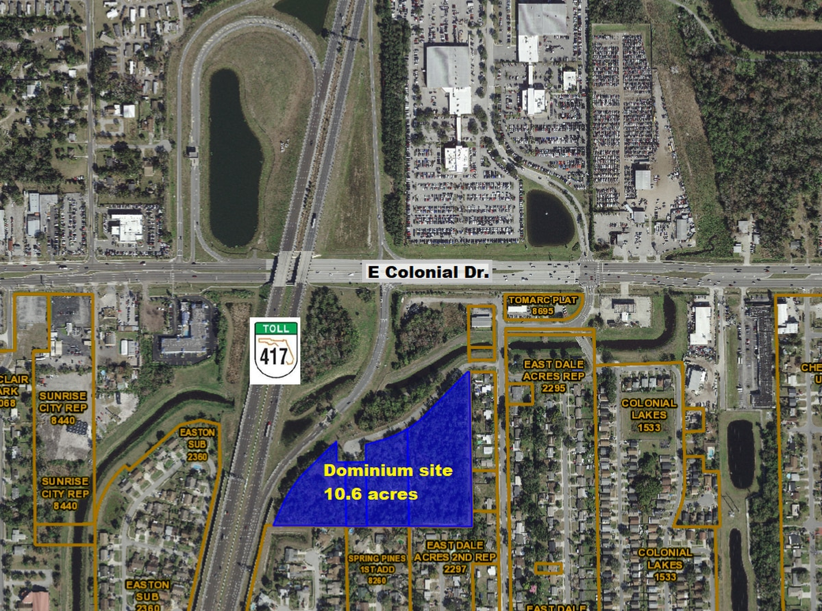 Dominium eyeing site near UCF for up to 346 affordable ...