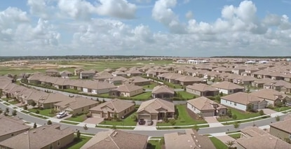 Lennar was the first major homebuilder to start building post-recession in the Four Corners area. The builder has sold 650 homes, townhomes and vacation rental homes in ChampionsGate and is permitted for 3,000 total units.