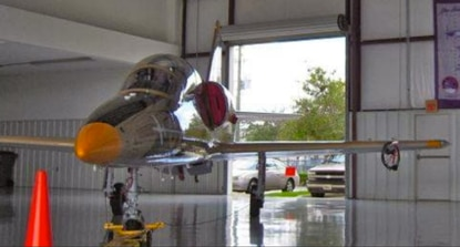 Aero Doors builds doors for all-sized hangars, from Piper Cubs to 747s.